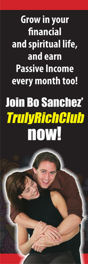 Bo Sanchez - Truly Rich Club